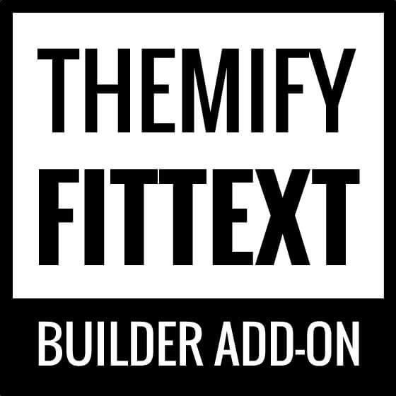 Builder FitText