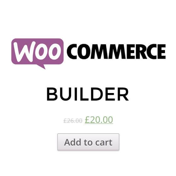 Builder WooCommerce