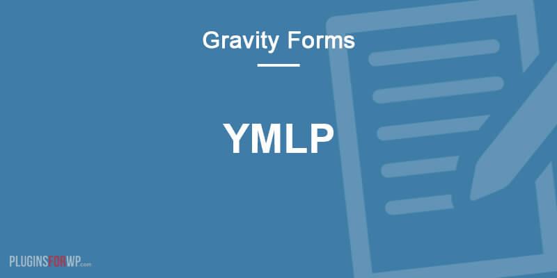 Gravity Forms YMLP Add-On
