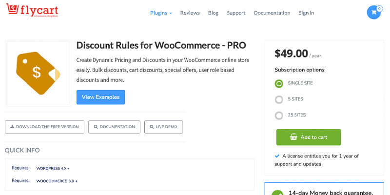 Woo Discount Rules PRO 2.0